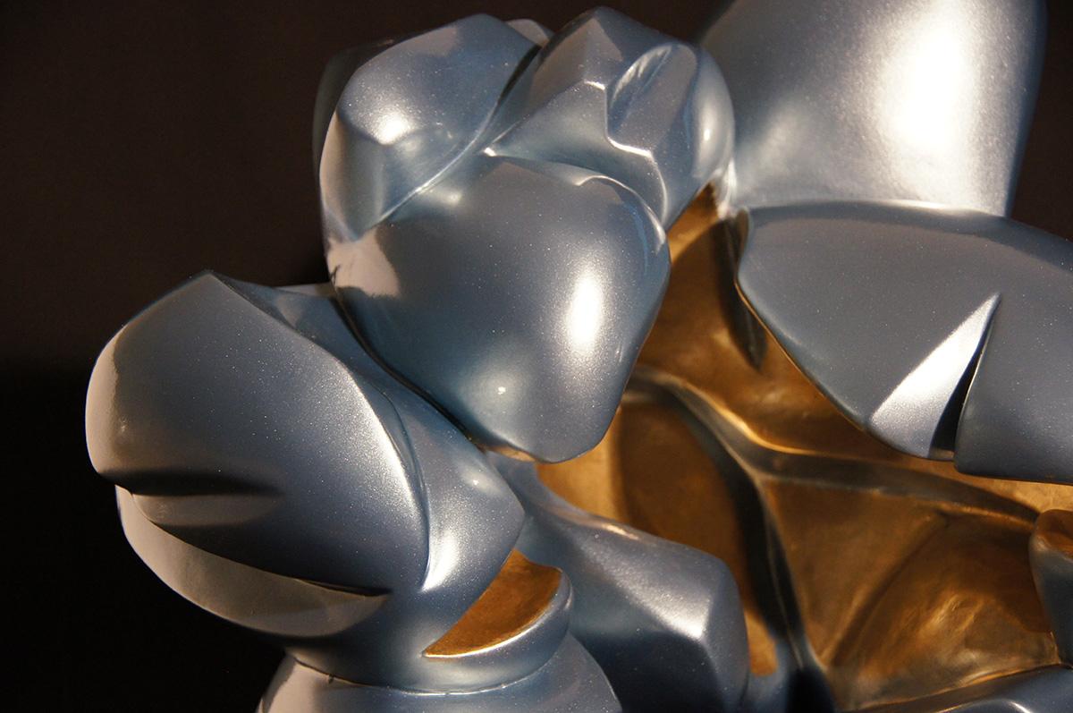 Popcorn – Sky Blue Metal