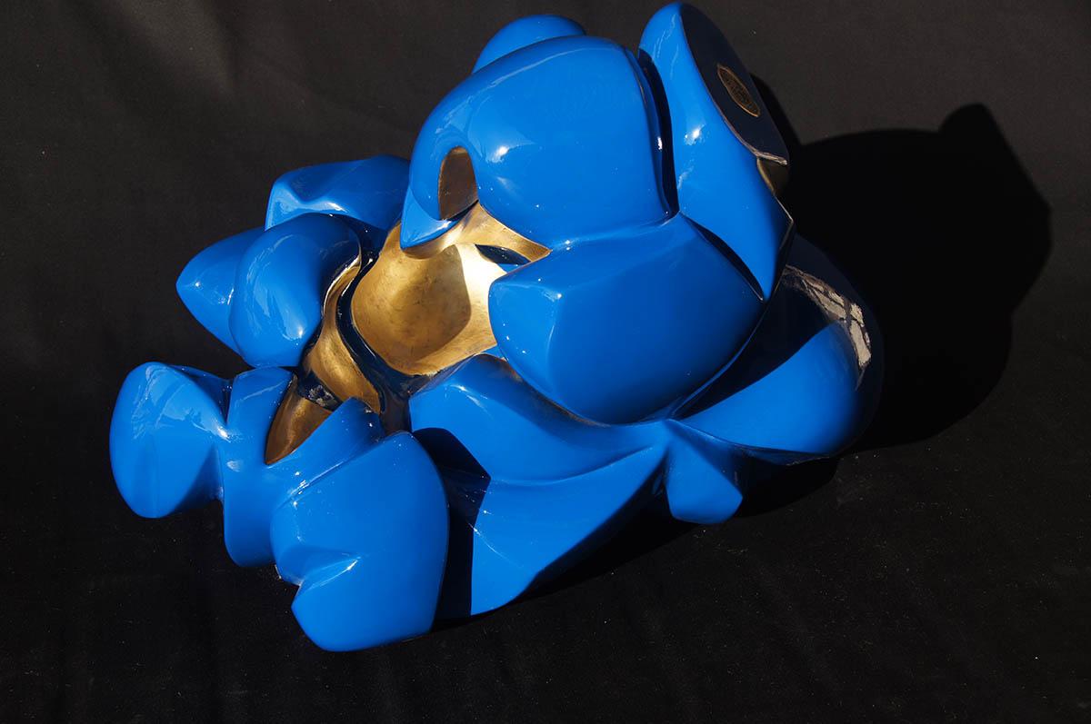 Popcorn – Blue