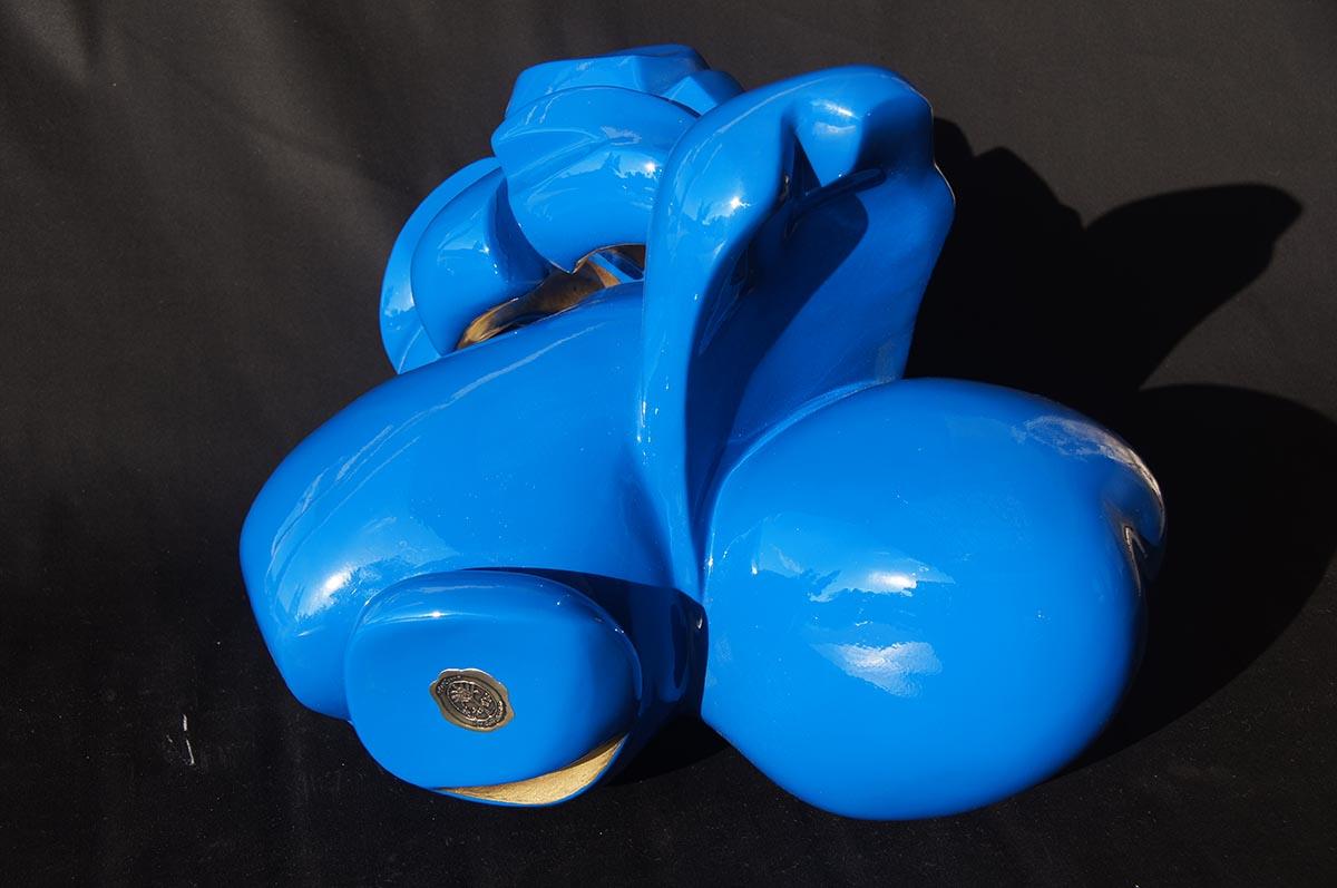 POPcornART Blue
